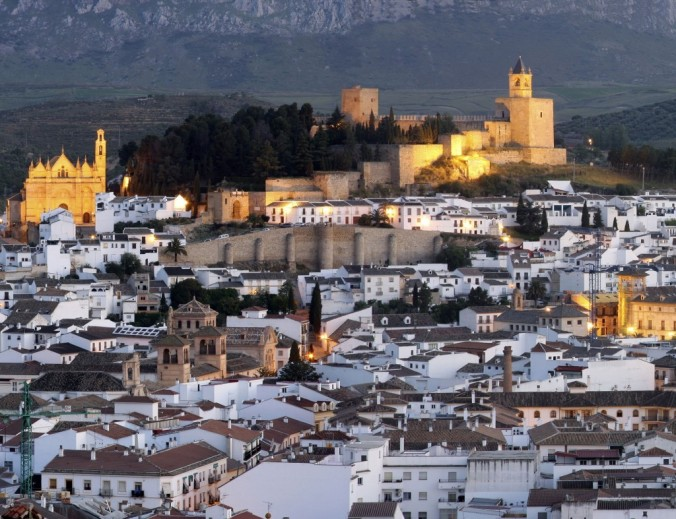 Panoramique de Antequera