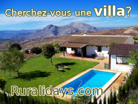 Location de villas en Andalousie