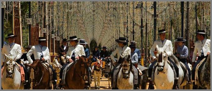 Feria de Jerez de la Frontera, Cadix