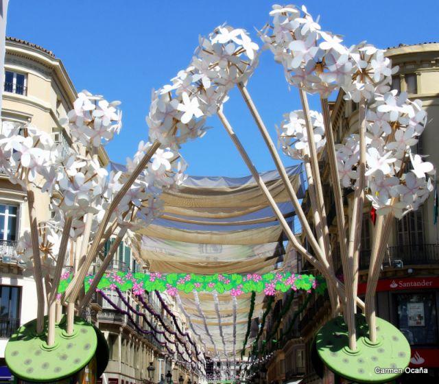 Feria de Malaga, Andalousie