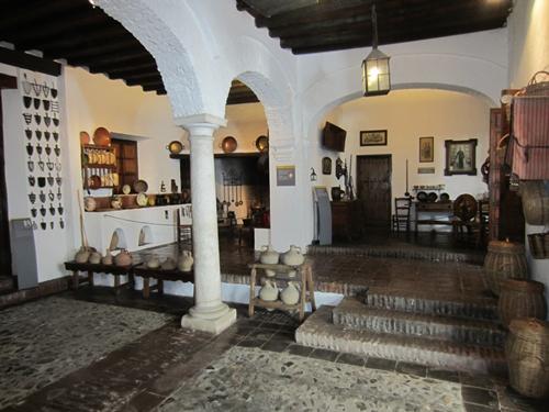 Musée des Arts Populaires à Malaga, (Andalousie)