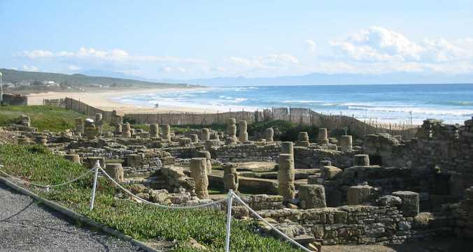 Ruines de Baelo Claudia, Cadix