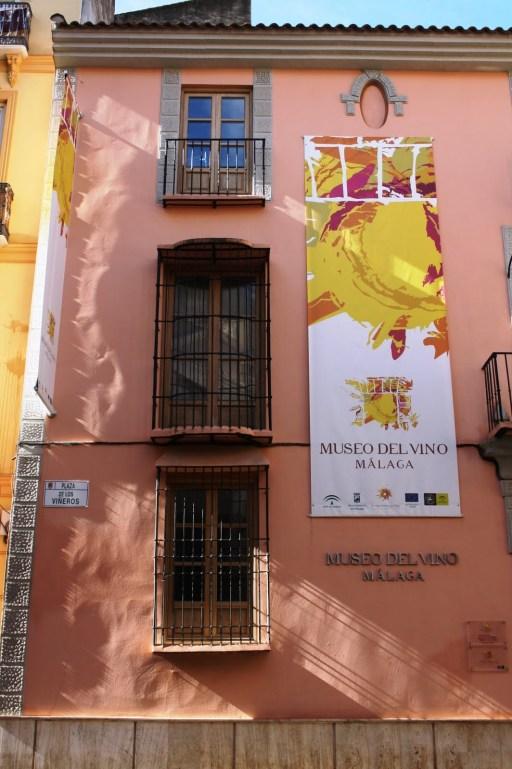 Le Musée du vin à Malaga