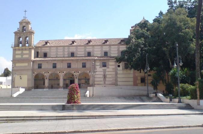 La Basilique Santa Maria de la Victoria, Malaga