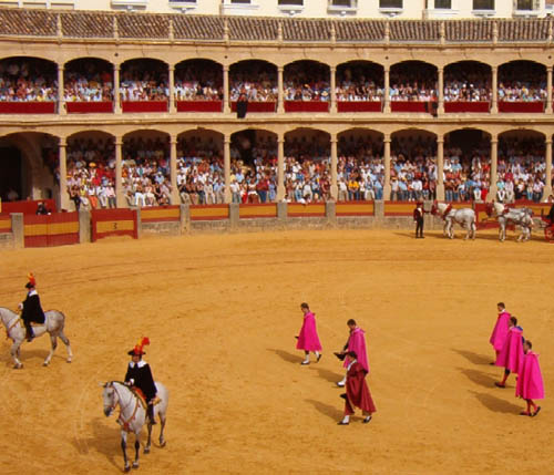 Corrida Goyesca de Ronda, Malaga