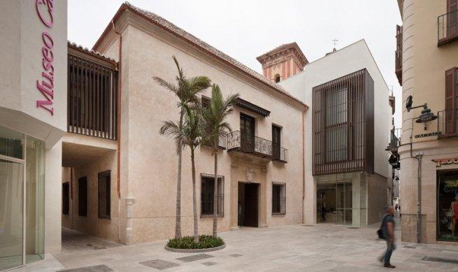 Le Musée Thyssen à Malaga