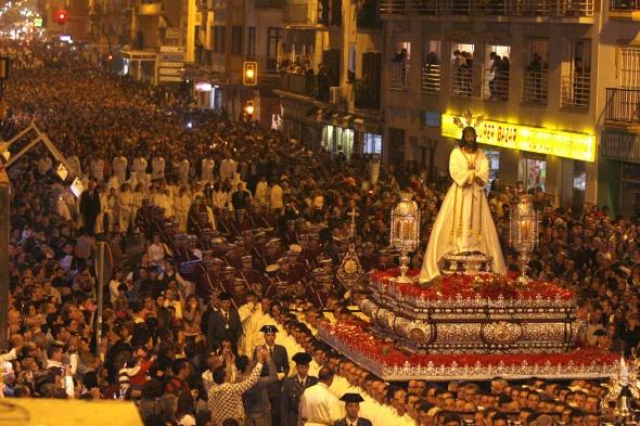 La Semaine Sainte à Malaga