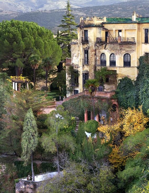 Maison du Roi Maure à Ronda, Malaga