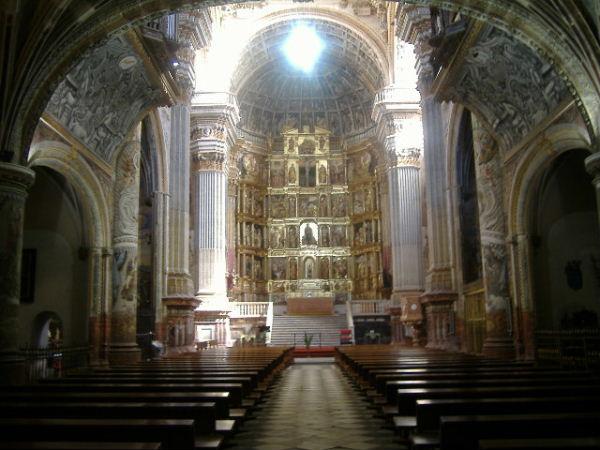 Monastère de Saint Jérôme, Grenade.