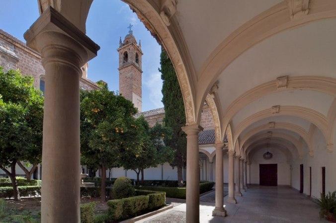 Monastère de La Cartuja, Grenade, Andalousie.