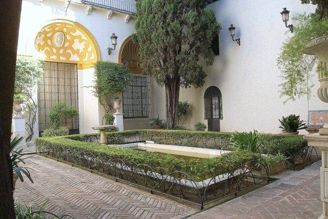 Musée des Beaux Arts à Séville (Andalousie)