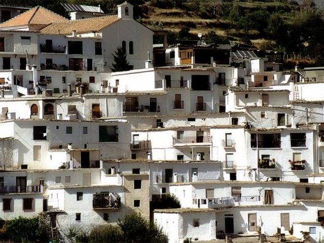 Trevelez, Grenade (Andalousie)