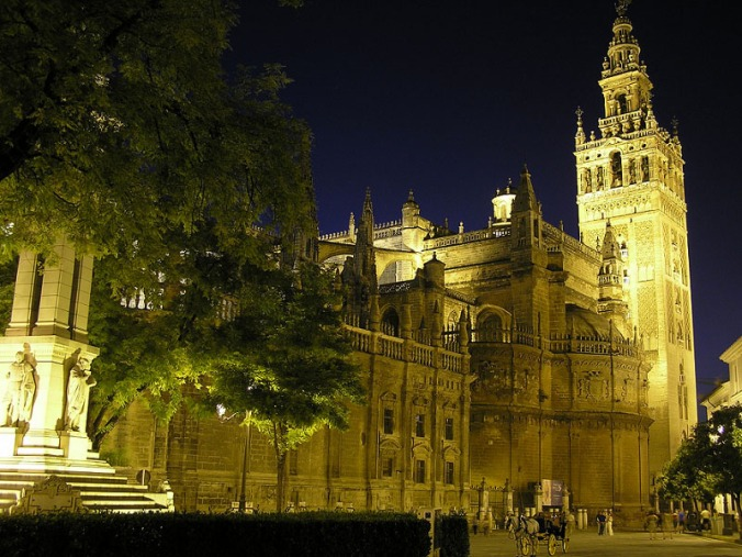 Cathédrale de Séville (Andalousie)