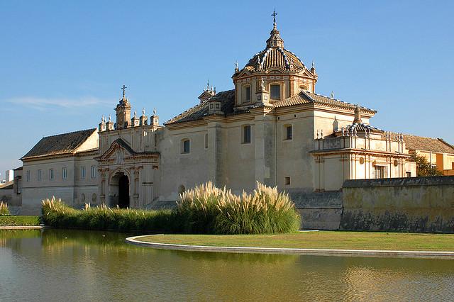 Monastère de la Cartuja - Séville