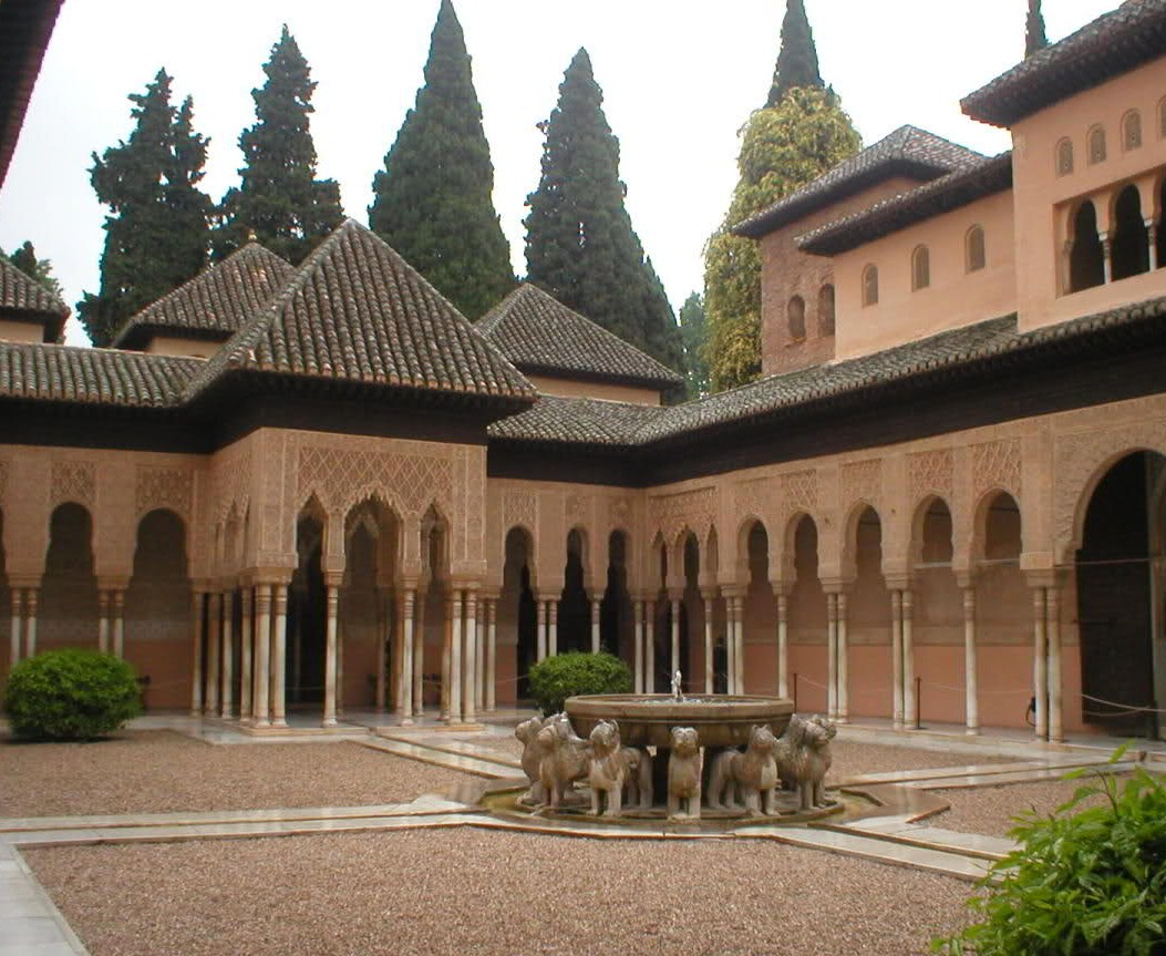 les palais nasrides l alhambra grenade andalousie visiter l 39 andalousie. Black Bedroom Furniture Sets. Home Design Ideas
