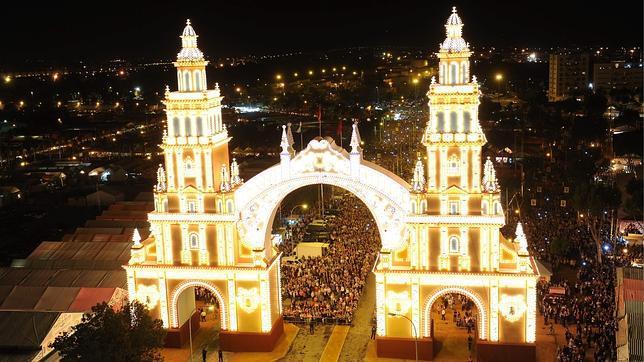 Feria de Séville (Andalousie)