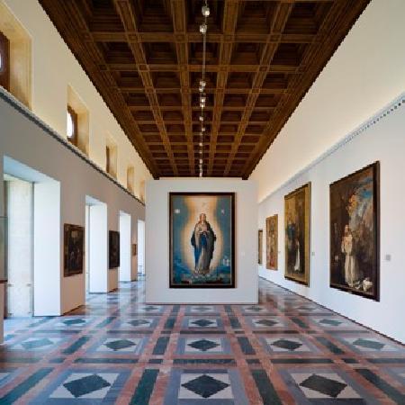 Musée des Beaux Arts, Grenade.