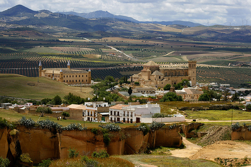 Osuna, municipalité de Séville (Andalousie)