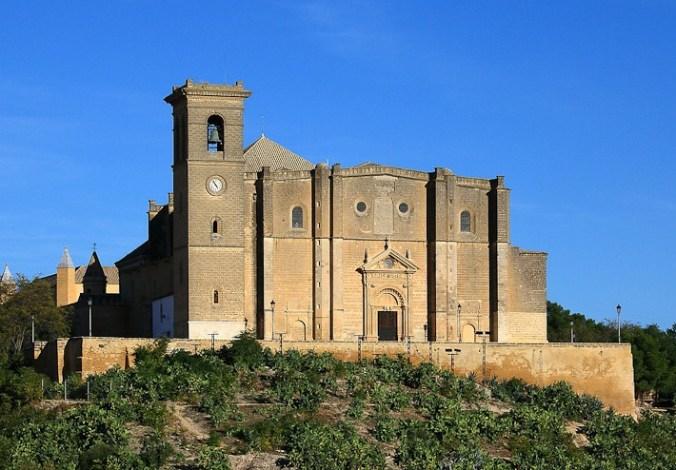 COLEGIATA Sta. MARIA de La ASUNCION, Osuna (Séville)