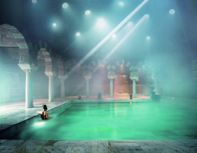 Bains arabes cordoue andalousie visiter l 39 andalousie - Cordoba banos arabes ...