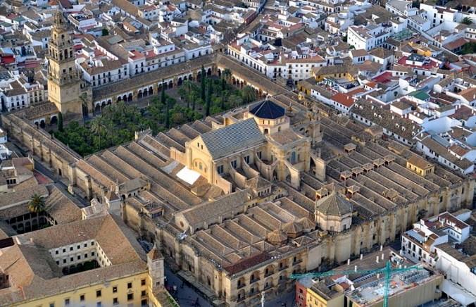 Mosquée-Cathédrale de Cordoue, Andalousie.