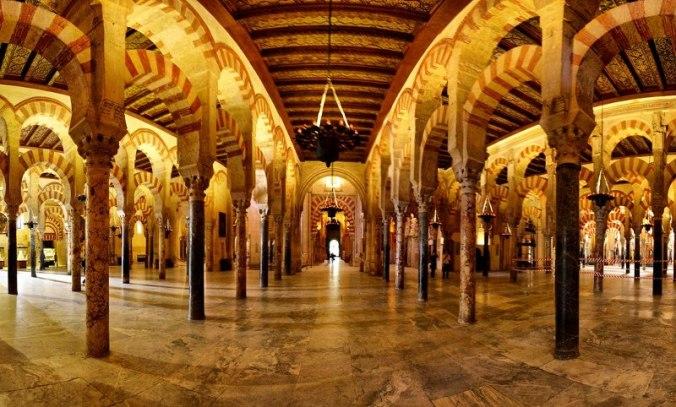Mosquée de Cordoue (Andalousie)