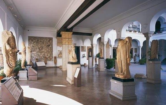 Musée Arquéologique, Cordoue (Andalousie).