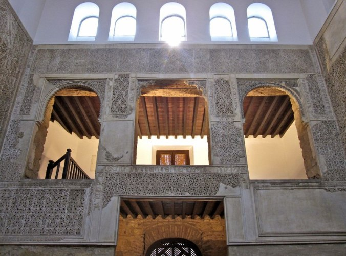 Synagogue, Cordoue (Andalousie)