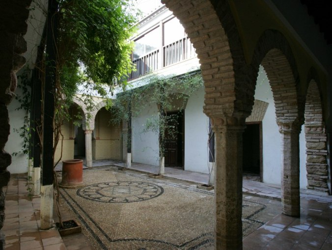 La Maison de Séfarad, Cordoue (Andalousie).
