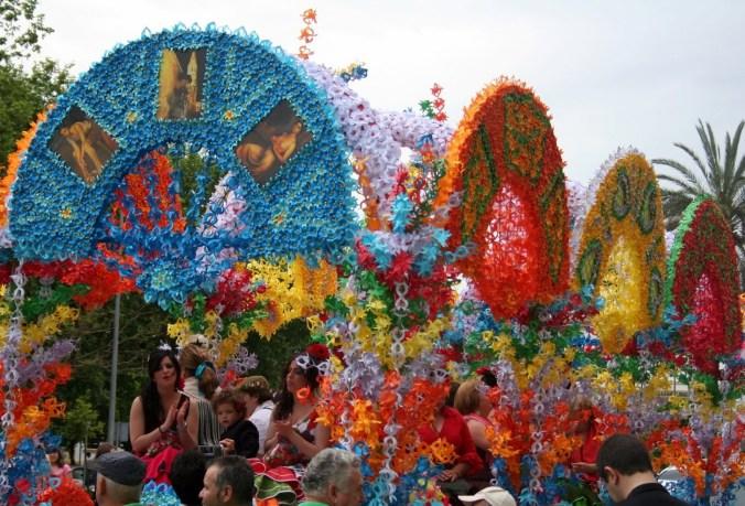 Fêtes à Cordoue (Andalousie)