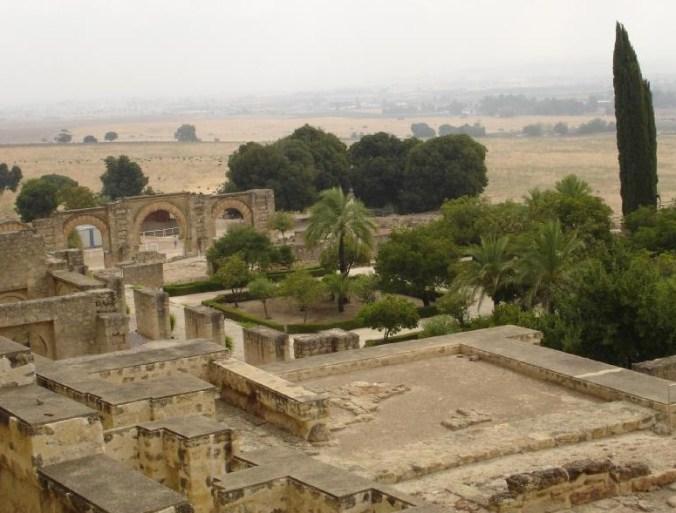 Medina Azahara, Cordoue (Andalousie)