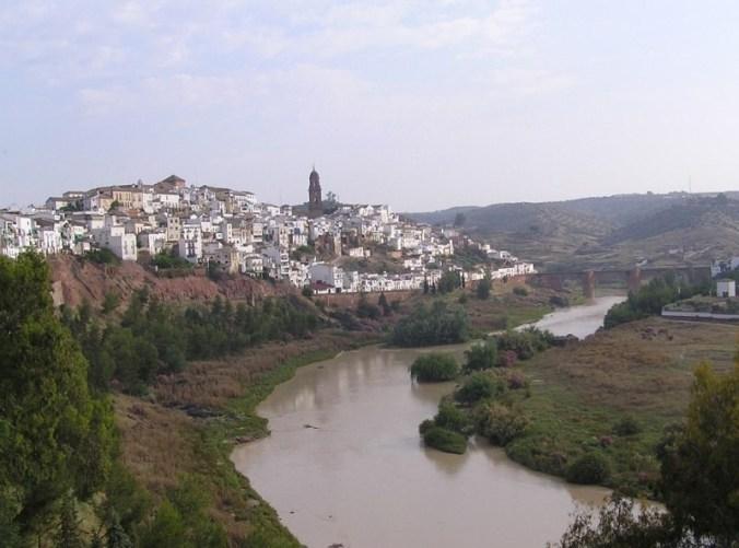 Montoro, ville de Cordoue (Andalousie)