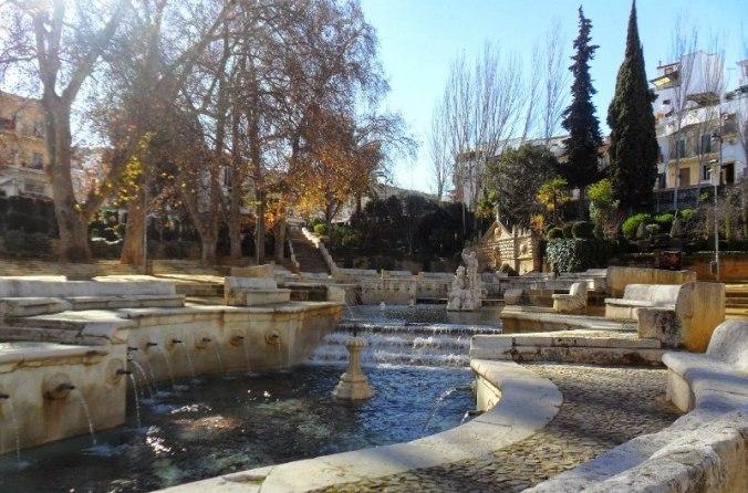 Priego de Cordoue (Andalousie) - Fontaine du Roi