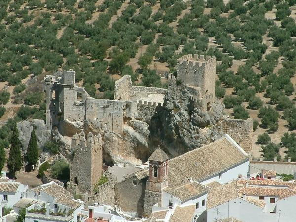 ZUHEROS, Cordoue (Andalousie)