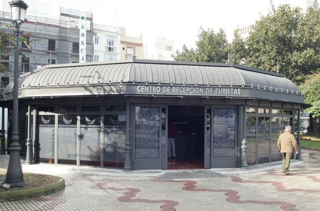 Centre récepction touristes - Mairie de Cadiz (Andalousie)