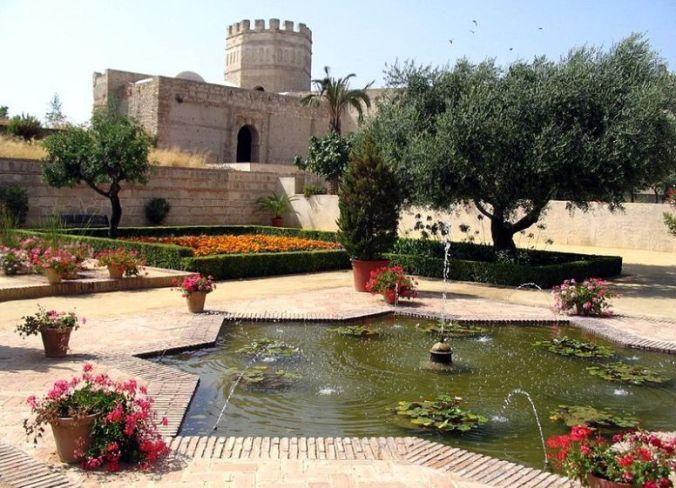 Alcazar de Jerez de la Frontera, Cadix (Andalousie)