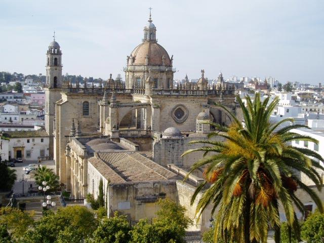 Cathédrale de Jerez de la Frontera, Cadix (Andalousie)