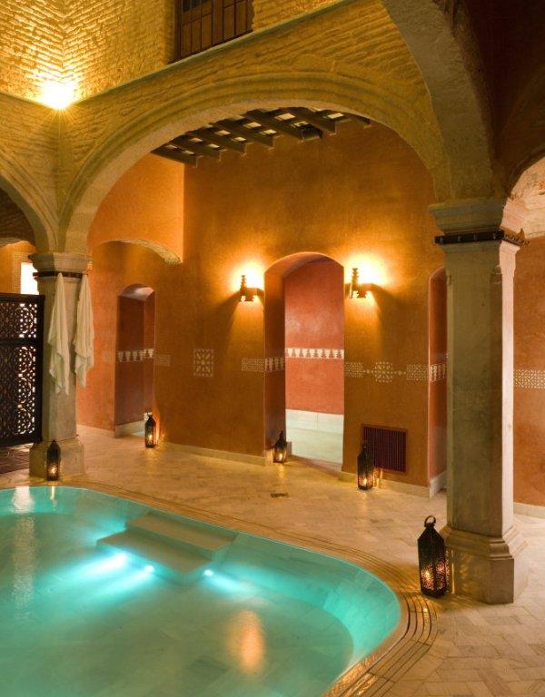 Les bains arabes hammam jerez cadix andalousie for Hammam andalusi jerez