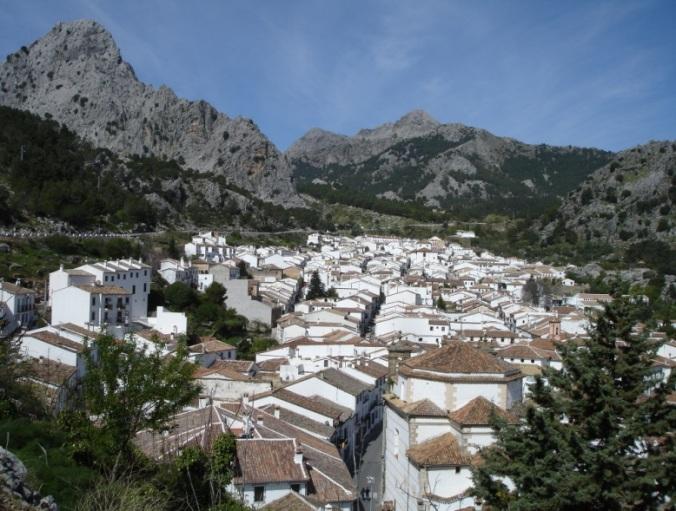 Grazalema, Cadix (Andalousie)