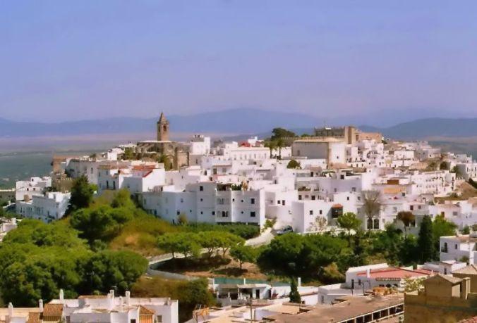 Vejer de la Frontera, Cadix (Andalousie)