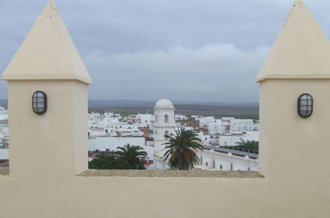Vue de la Tour - Conil de la Frontera, Cadix (Andalousie)
