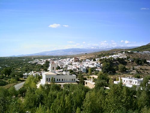 Laujar de Andarax, L'Alpujarra, Almería (Andalousie)