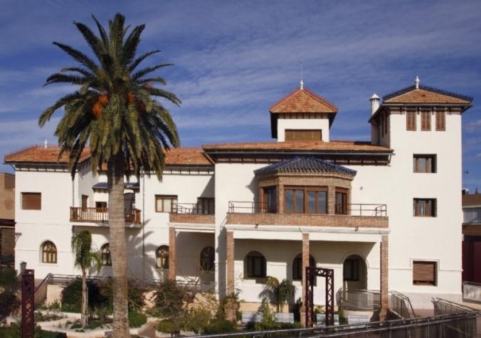 La Maison du Cinéma à Almería (Andalousie)