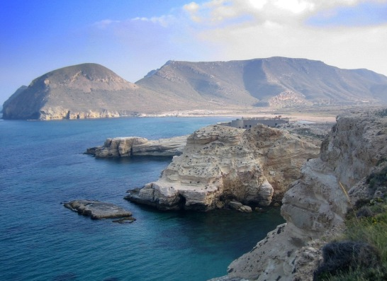 Le Playazo de Rodalquilar, Amelria (Andalousie)