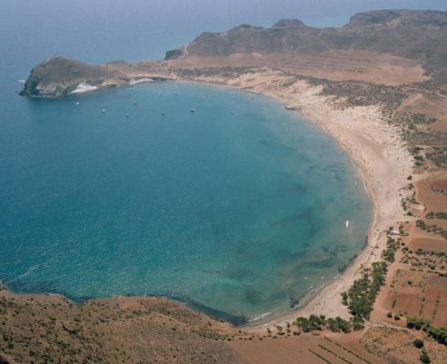 Playa de los Genoveses, Almería (Andalousie)