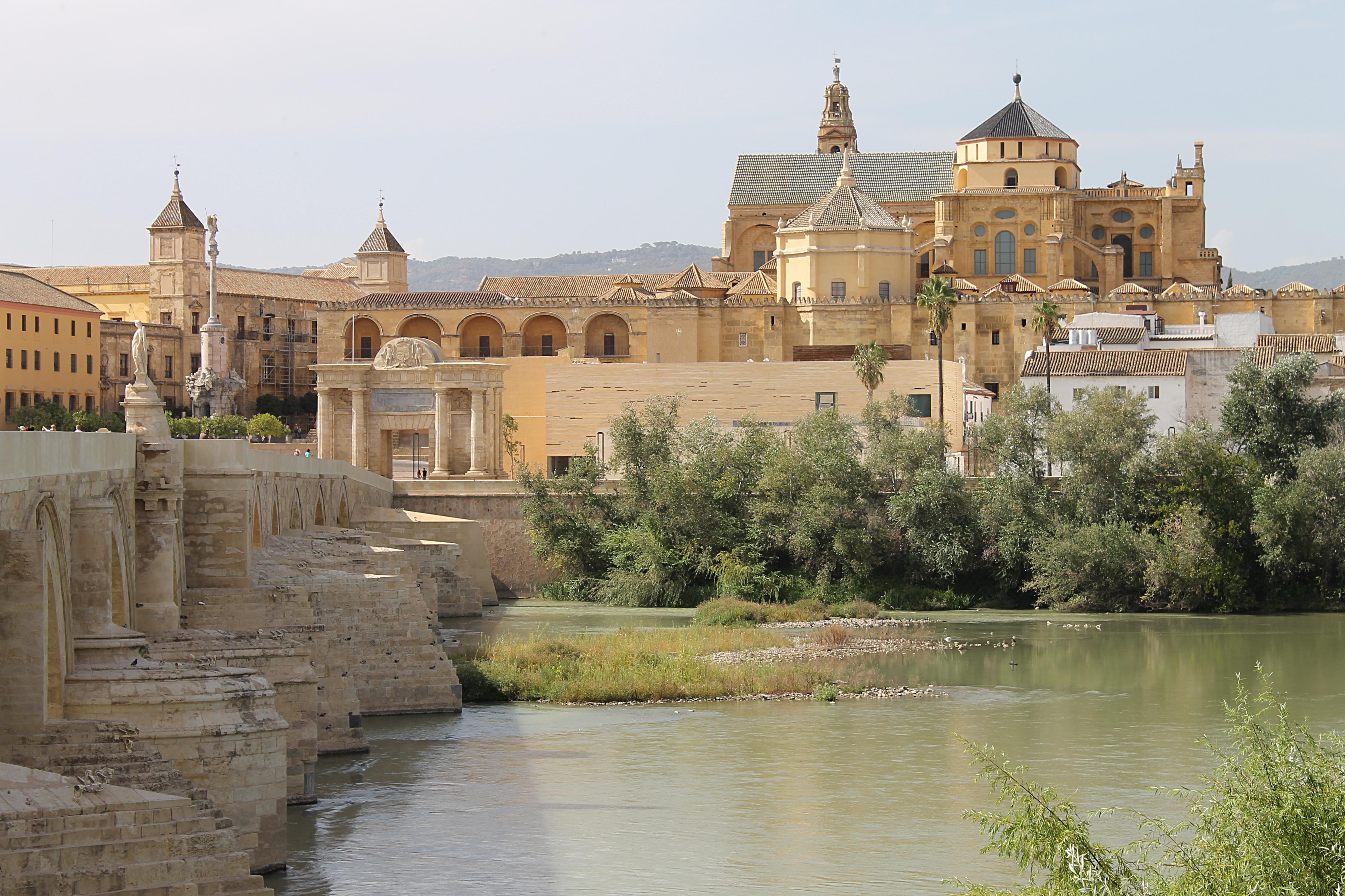 Cordoue Pont Romain Visiter L Andalousie