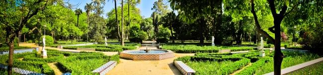María luisa park