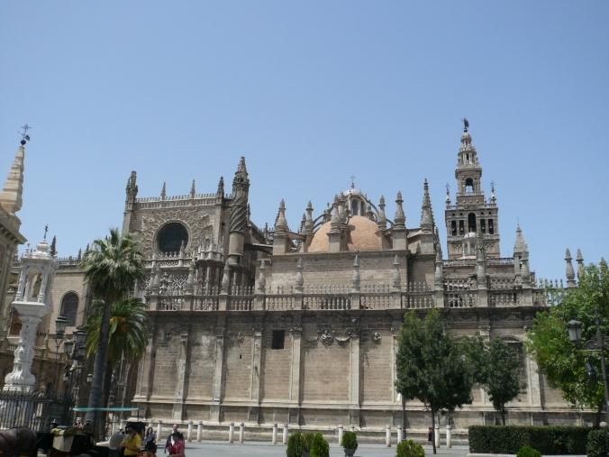 cathedrale séville