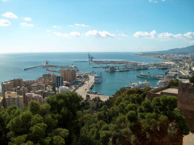 Puerto de Málaga, Malaga pour les amoureux
